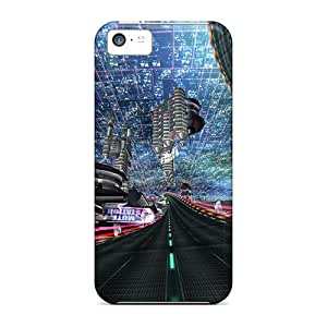 New F Zero Cases Covers, Anti-scratch Kph594CiTA Phone Cases For Iphone 5c