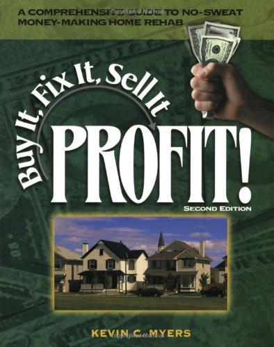 Buy It, Fix It, Sell It...PROFIT ISBN-13 9780793169382