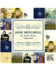 Joni Mitchell - The Studio Albums 1968-1979