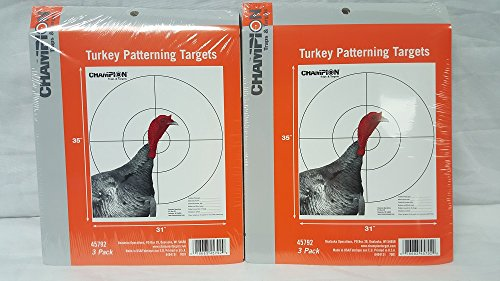 Champion Turkey Paper Patterning Target product image