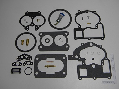 (CARB Repair KIT for MERCRUISER MERCARB 2BBL 3.0 4.3 5.0 5.7)