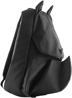 Oribagu Origami Backpack Black Rhino, Sac à dos, noir