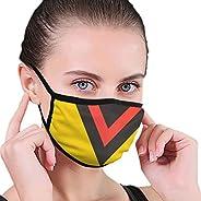 KIKIMEN Van Vancouver- Canucks Hockey Team Unisex Reusable Nose Face Cover Half Face Dusts Cotton Windproof Co