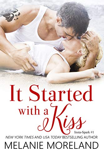 It Started with a Kiss (Insta-Spark Collection Book 1)
