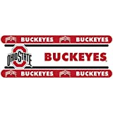Sports Coverage NCAA Ohio State Buckeyes Wall Border