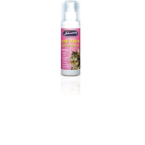 Johnsons Veterinary Products Ltd ANTIPARASITARIO Gato Bomba Espray - 100Ml