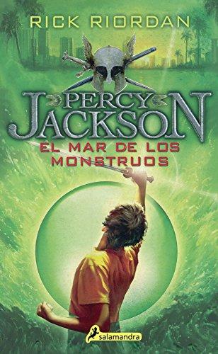 El Mar De Los Monstruos (The Sea Of Monsters) (Turtleback School & Library Binding Edition) (Percy Jackson Y Los Dioses Del Olimpo) (Spanish Edition) (Percy Jackson Y El Mar De Los Monstruos)