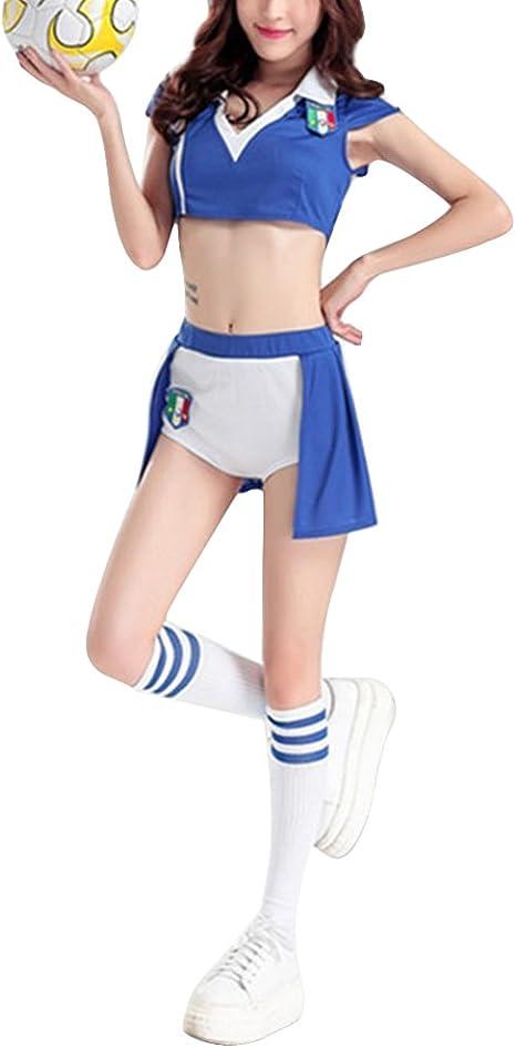 Disfraz de animadora, Mujeres Fashion Creative Copa del Mundo ...