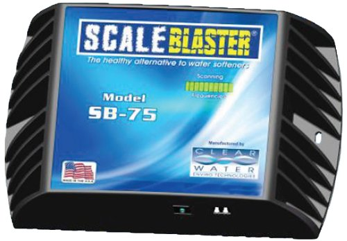 Clearwave Water Conditioner (ScaleBlaster SB-75 Water Conditioning System)