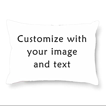 amazon com cafetime customize pillow covers bedding pillow case