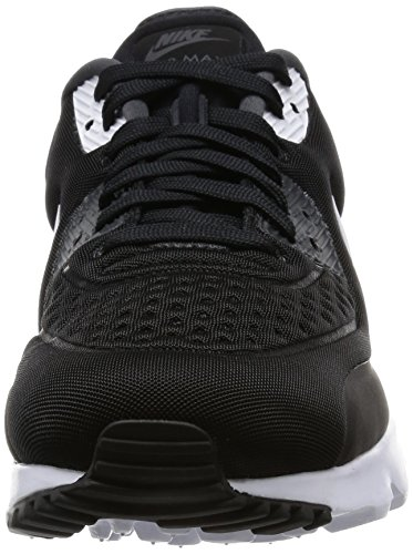 NIKE Men's Air Max 90 Ultra SE, Black/White-Anthracite-White, 8.5 M US