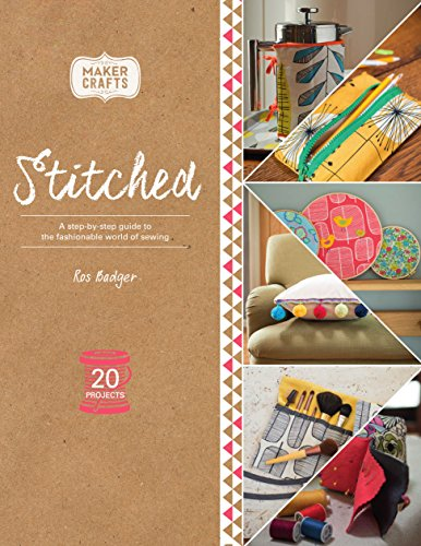 Stitched (Maker Crafts) (Pop Cor Maker)