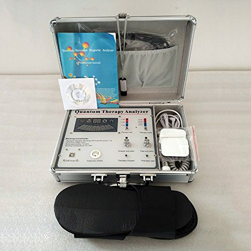 EHM Quantum Magnetic Resonance Body Analyzer® & Massage Therapy | Non-Invasive, Whole Body Health Scanner | 45 Reports In English & Spanish by LTD (Image #2)