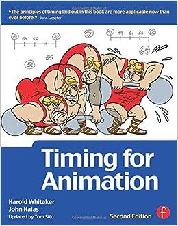 Timing For Animation por John Halas