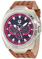 Brillier Men's 17-03 Solide Swiss Quartz Watch by Brillier