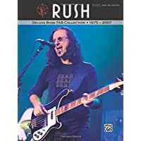 Rush - Deluxe Bass Tab Collection 1975 - 2007: Authentic Bass TAB