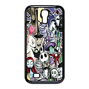 Mystic Zone The Nightmare Before Christmas Samsung Galaxy S4 Case for Samsung Galaxy S4 Hard Cover SGS0008