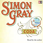 Coda: The Smoking Diaries, Volume 4 | Simon Gray