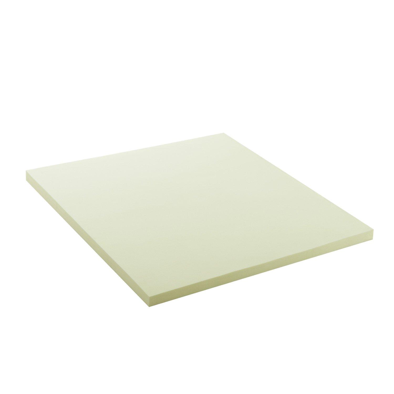 NOFFA Viscoelastische Matratzenauflage Matratzenauflage Matratzenauflage mit Memory Foam Effekt, 5 cm Gesamthöhe, 180 x 200 cm ab89b0