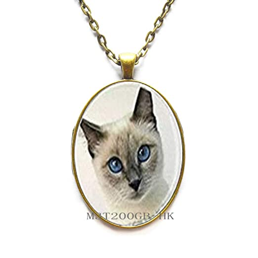 Collar para amantes de los gatos, regalo para el día de la madre ...
