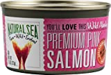 Natural Sea Wild Premium Alaska Pink Salmon -- 7.5 oz - 2 pc