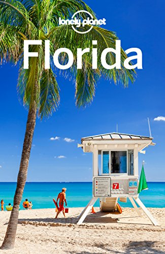 Lonely Planet Florida (Travel Guide) cover