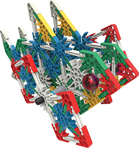 515d1WAHoiL - K'NEX Imagine – Power and Play Motorized Building Set – 529 Pieces – Ages 7 and Up – Construction Educational Toy