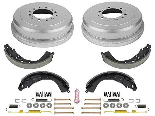 Power Stop Rear KOE15373DK Daily Driver Drum and Shoe Kits