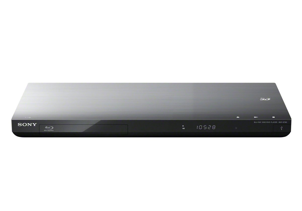 Sony BDPS790 3D Blu-ray Player with Wi-Fi
