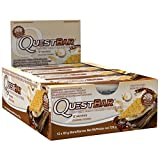 Quest Nutrition Protein Bar, S'mores, 720 g