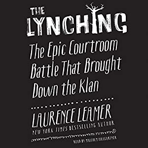 The Lynching Hörbuch
