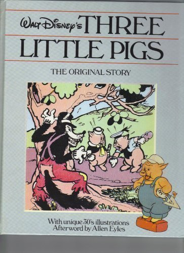 Walt Disneys Three Little Pigs - 5