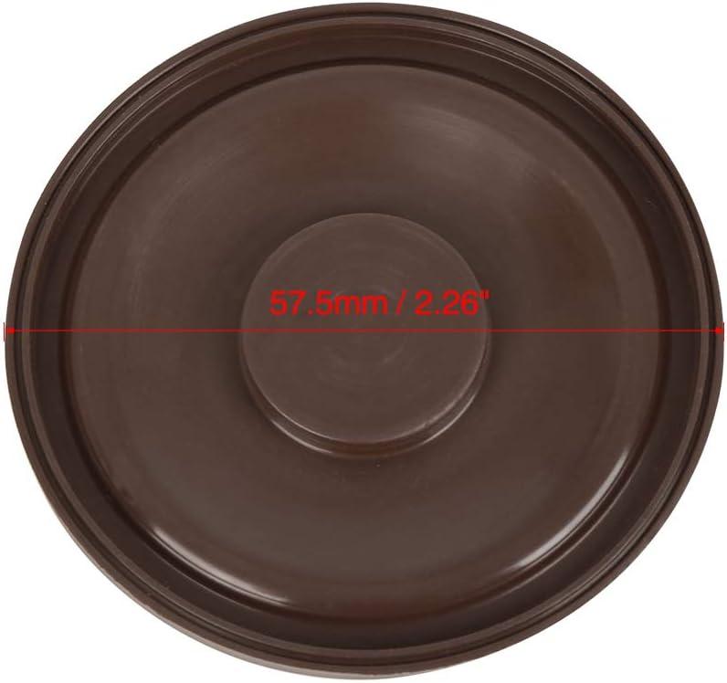 X AUTOHAUX Engine PCV Valve Diaphragm Membrane Cover for Audi Q7 3.6L 2007-2013