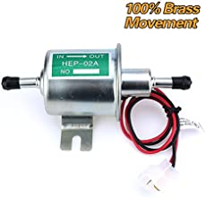p0231 fuel pump secondary feedback circuit low voltage glarks universal 12v low pressure gas gasoline diesel inline elec