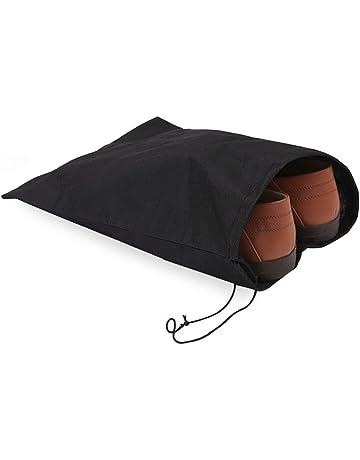 Cdet 10X Bolsa de almacenamiento de zapatos no tejida cordón de viaje empaquetado zapatos bolsa de
