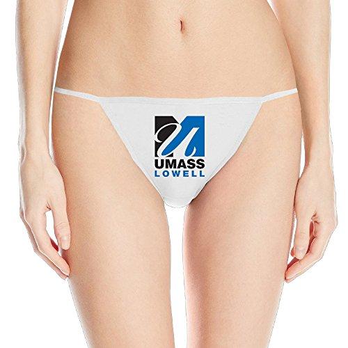 UMass Lowell UMass Lowell Public Research University Hipster Bikini Sexy Hipster String Panties Pretty Women White