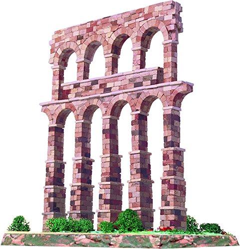 Segovia's Aqueduct Model Kit - Plaza Granite