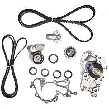TBK Timing Belt Kit Compatible with Kia Rondo 2.7L V6 2007 to 2010