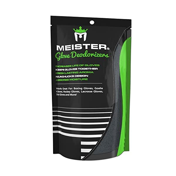 Meister Glove Deodorizers for Boxing and All Sports - Absorbs Stink and Leaves Gloves Fresh 4
