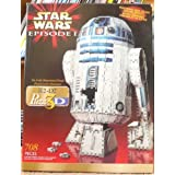Puzz3D Star Wars R2-D2 3D puzzle by Wrebbit