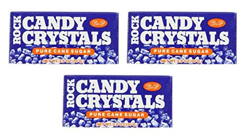 (Dryden & Palmer Rock Candy Crystals 2.5 Ounce Box - 3)