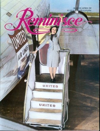 Reminisce - The Magazine That Brings Back the Good Times March/April/98 - 1998 - (Vol. 8, No. 2)