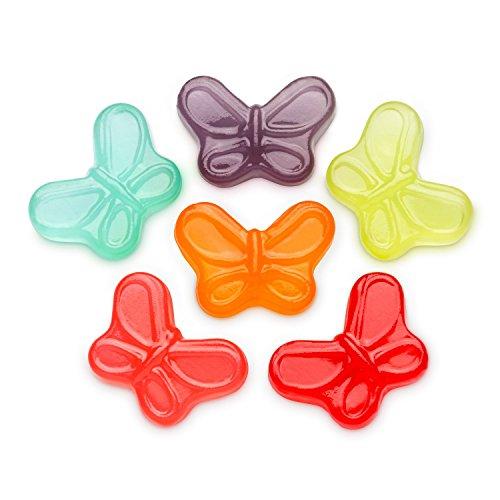 Albanese Mini Gummi Butterflies, 9 oz Bag (Pack of 12) by Albanese (Image #1)