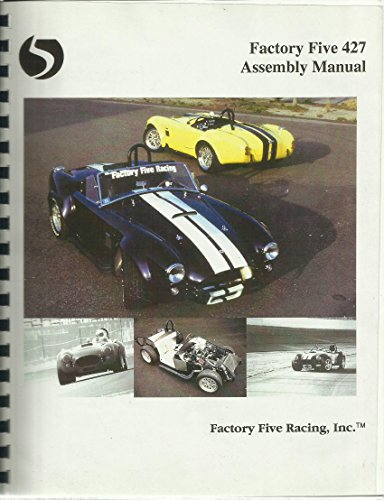 Factory Five 427 Assembly Manual