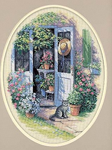 Garden Counted Cross Stitch - 7