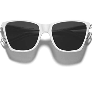 7bdfc05cbb Image Unavailable. Image not available for. Color  District Vision Keiichi  Small White Sunglasses