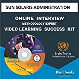 SUN SOLARIS ADMINISTRATION Online Interview video learning SUCCESS KIT
