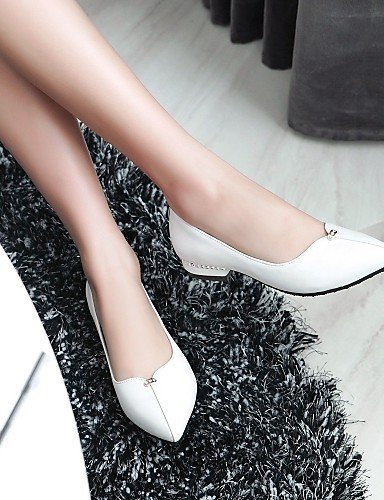 de PDX de zapatos Cuero Sint mujer Rxqzad1x