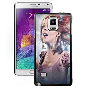 Popular And Durable Designed Case For Samsung Galaxy Note 4 N910A N910T N910P N910V N910R4 With Girl Broken GlaS4 Phone Case