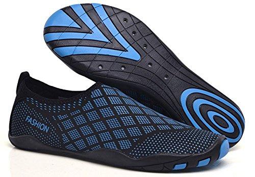Pour Femmes Enfants De Bleu Filles Plongée Séchage Aquatique D'eau Chaussettes Yoga 808 Garçons Chaussures Nager Chaussons Eagsouni Sport Surf Hommes Rapide Plage Idéaux gqdUwna